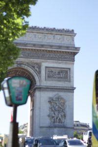 Triumph Bogen